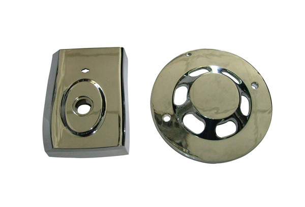 zinc die casting with chrome plating